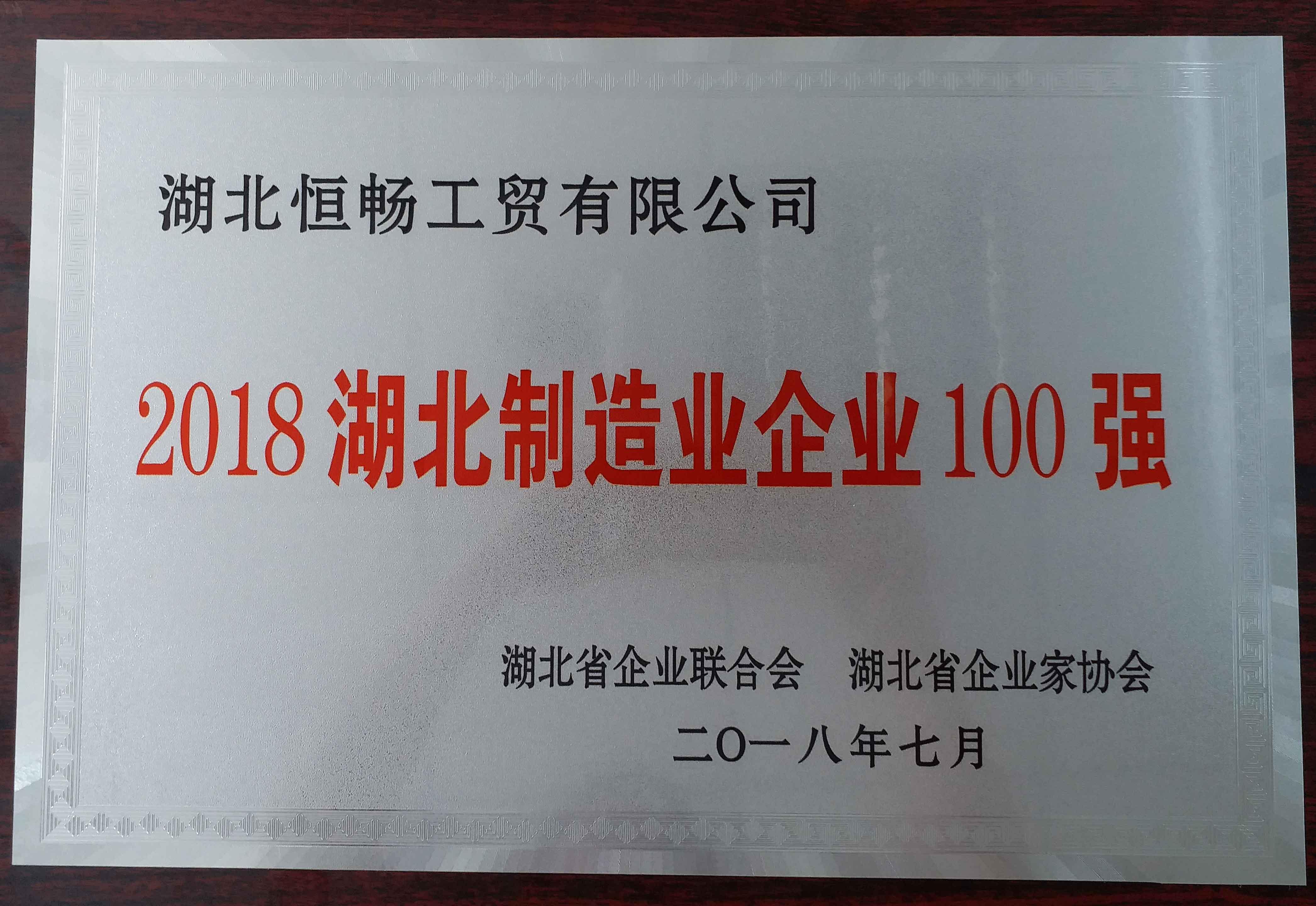 2018年度荣誉
